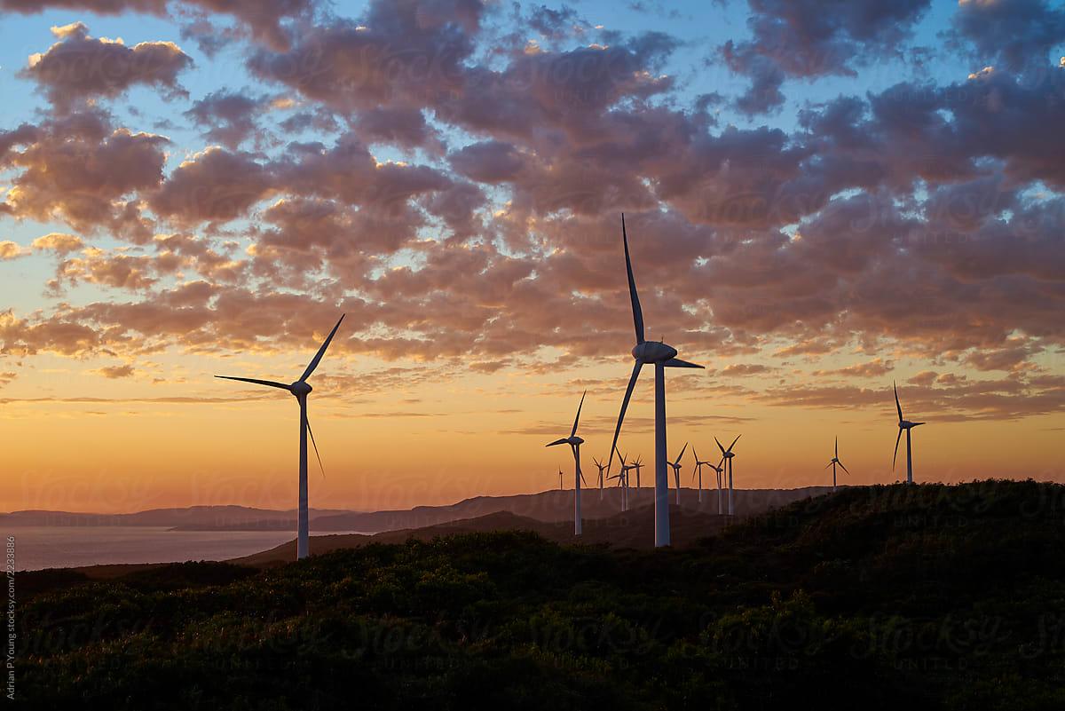 Renewable Energy Stock Photos & Footage