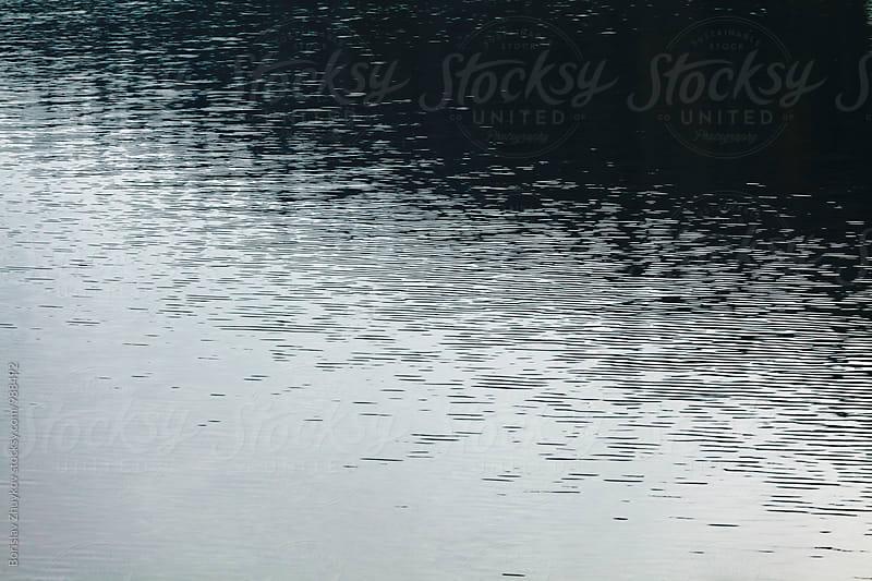 Water surface by Borislav Zhuykov for Stocksy United
