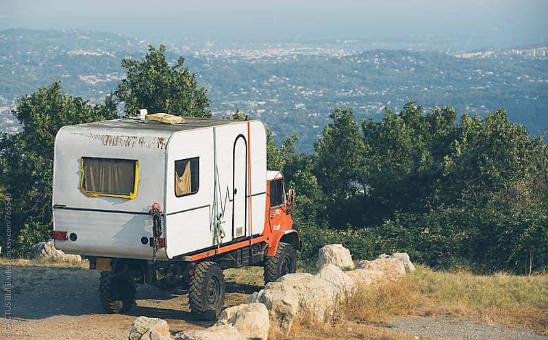 Camper by CACTUS Blai Baules for Stocksy United