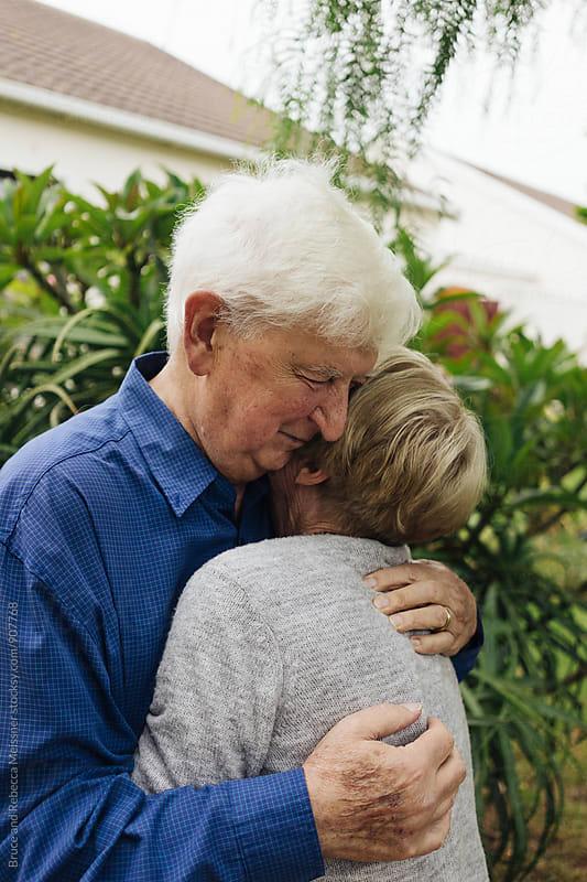 Elderly Couple by Bruce Meissner for Stocksy United