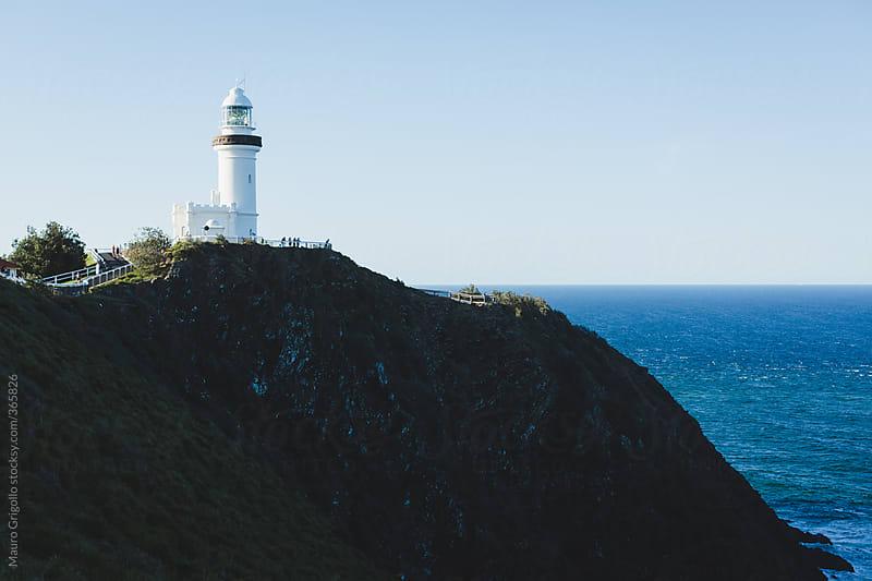 Australian lighthouse by Mauro Grigollo for Stocksy United