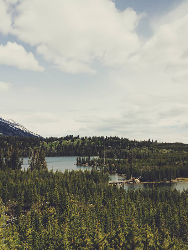 Taggart Lake by Kevin Russ for Stocksy United