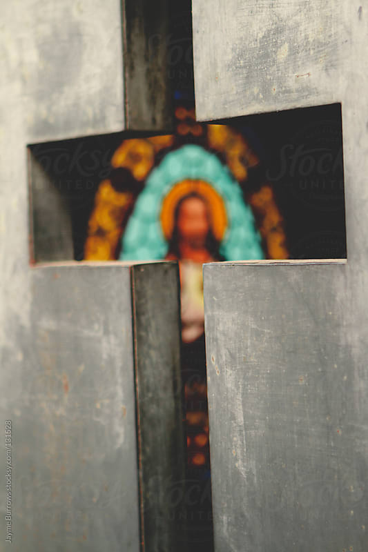 Christian Symbols by Jayme Burrows for Stocksy United