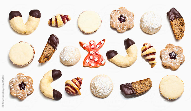 Holiday Cookies by Jill Chen for Stocksy United