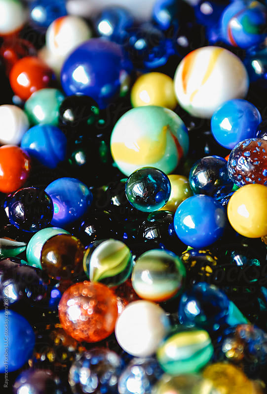 Marbles by Raymond Forbes LLC for Stocksy United