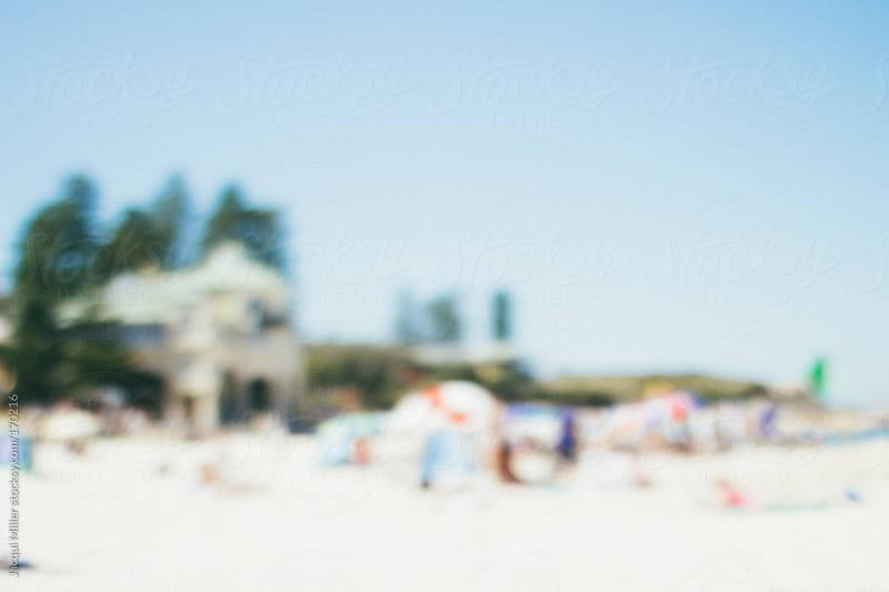 Summertime blur by Jacqui Miller for Stocksy United