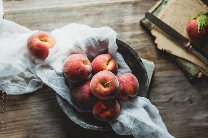 Peaches by Tatjana Zlatkovic for Stocksy United
