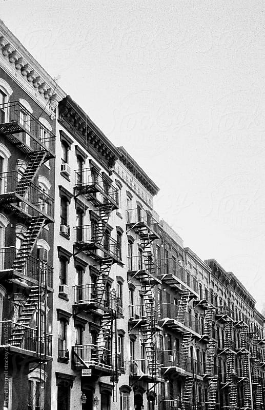 Lower East Side, New York City by Jared Harrell for Stocksy United