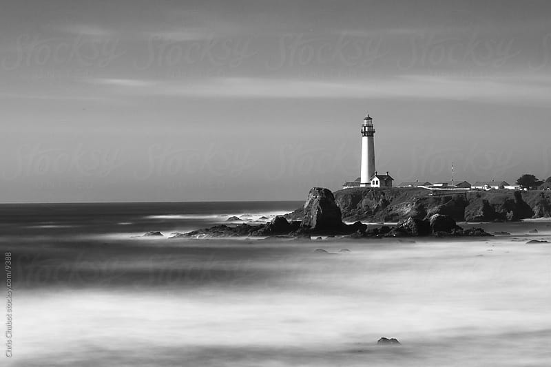 Lighthouse by Chris Chabot for Stocksy United