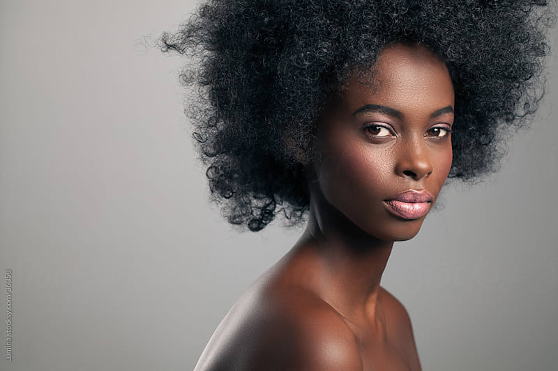 African Beauty by Lumina for Stocksy United
