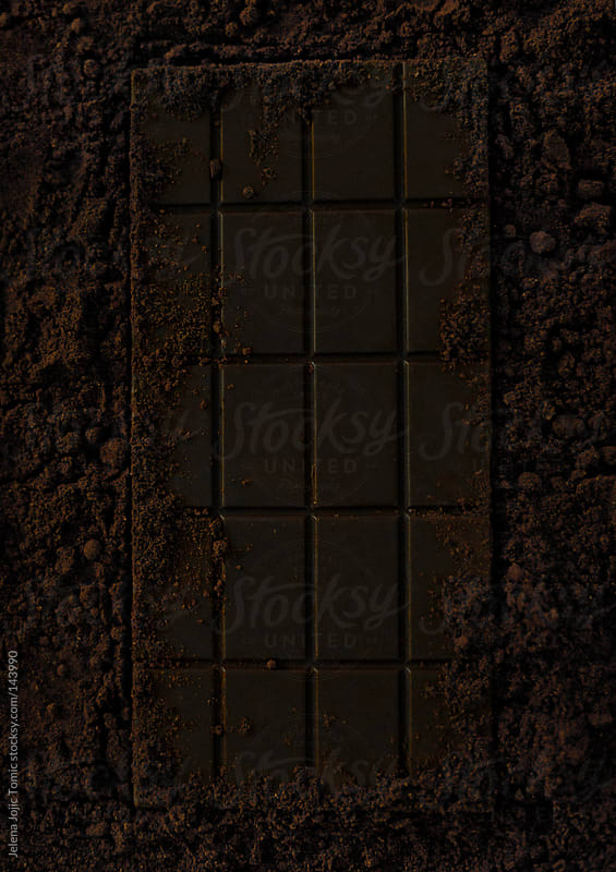 Dark chocolate by Jelena Jojic Tomic for Stocksy United