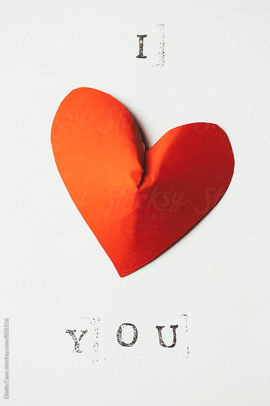 Valentines day by Giada Canu for Stocksy United