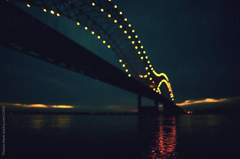 Hernando DeSoto Bridge, Memphis, TN by Thomas Hawk for Stocksy United