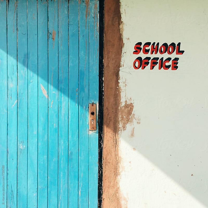 School in Zimbabwe by B. Harvey for Stocksy United