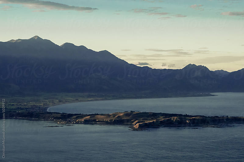 Kaikoura's views. by Christian McLeod for Stocksy United