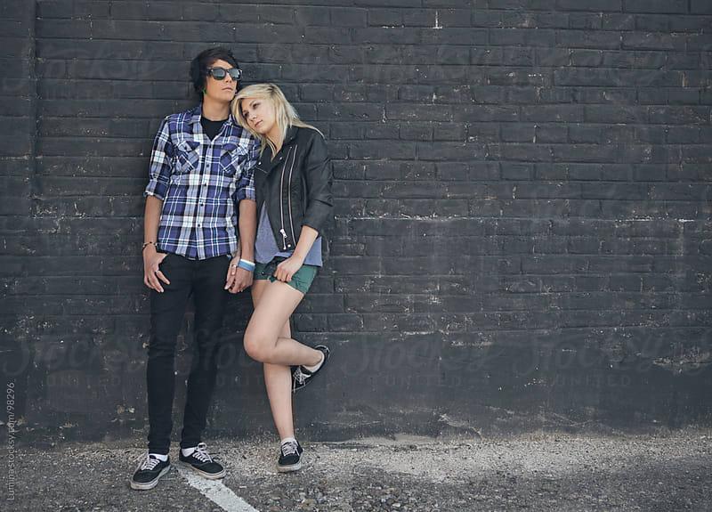 Teenage Love by Lumina for Stocksy United