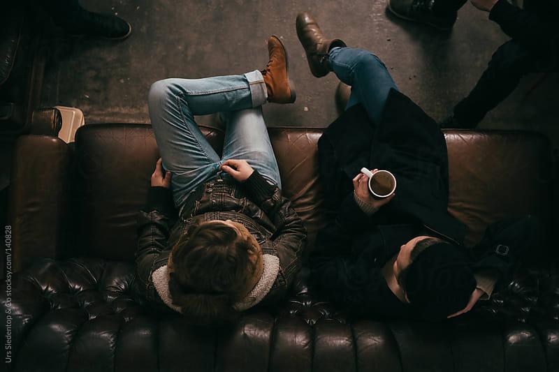 Coffee break by Urs Siedentop & Co for Stocksy United