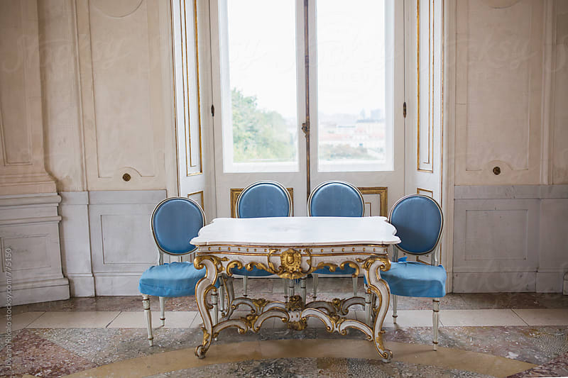 Classic Baroque Interior by Jovana Rikalo for Stocksy United