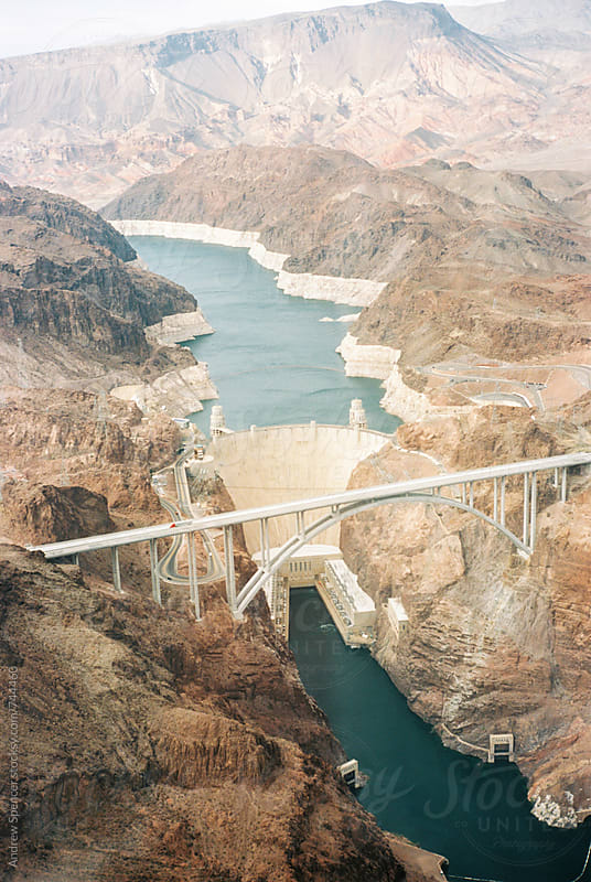 Hoover Dam by Andrew Spencer for Stocksy United