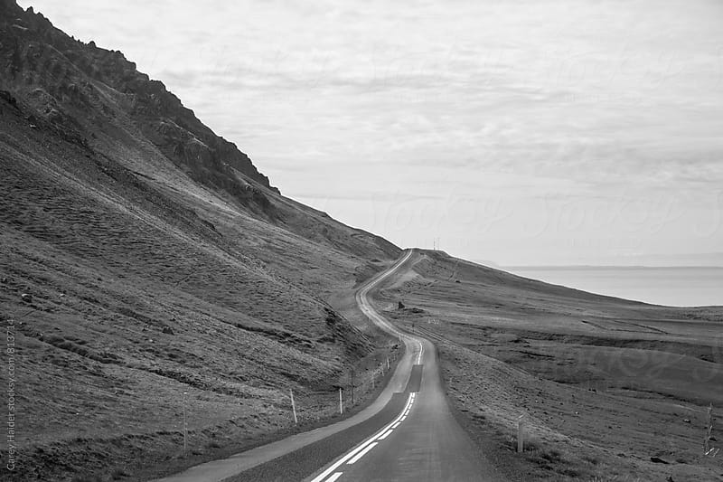 Open Road by Carey Haider for Stocksy United