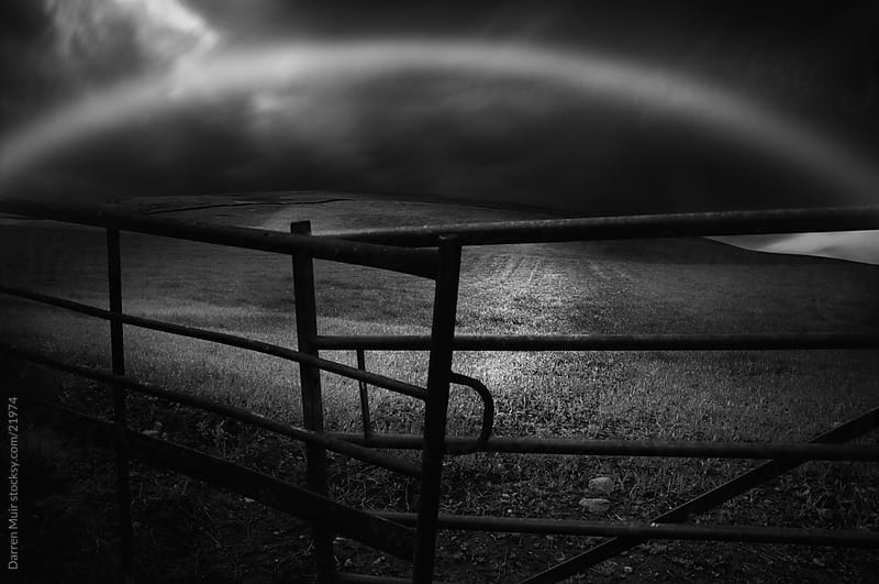 Kansas is gone. by Darren Muir for Stocksy United
