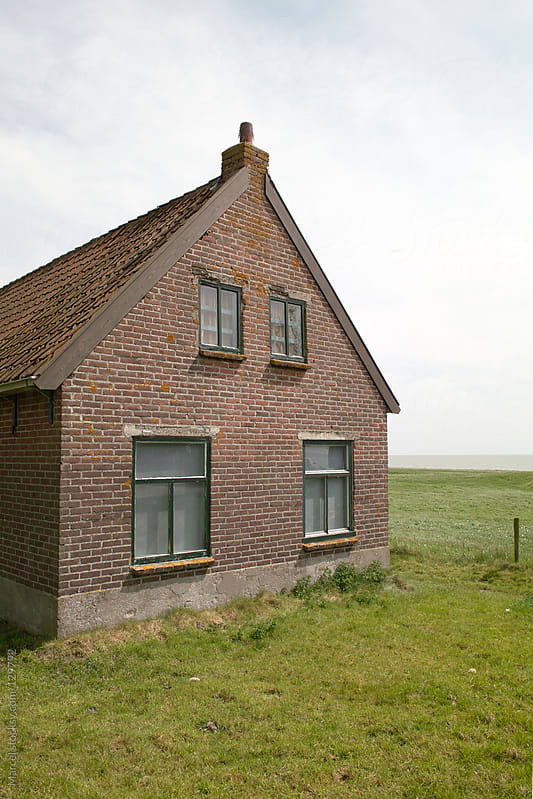 Old dutch house  by Marcel for Stocksy United