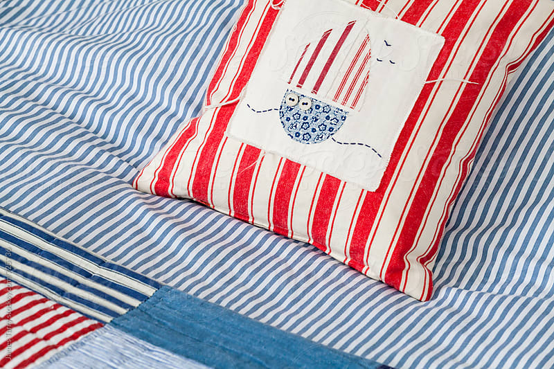 Interior Bedding by James Tarry for Stocksy United