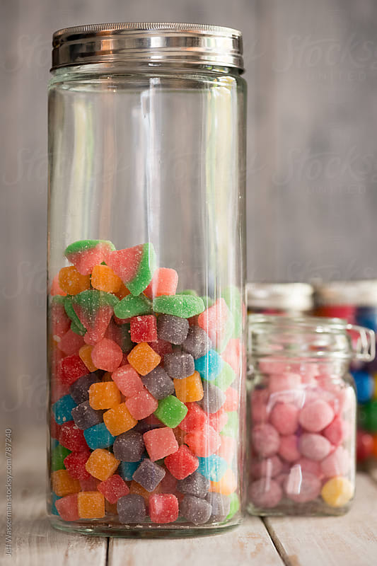 Jars of Candies or Sweets by Studio Six for Stocksy United