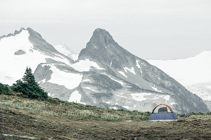 Garibaldi Provincial Park by Luke Gram for Stocksy United