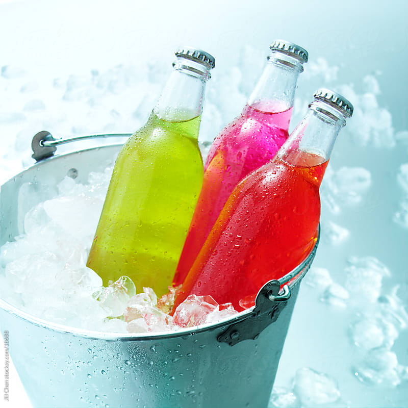 Cold Drinks by Jill Chen for Stocksy United