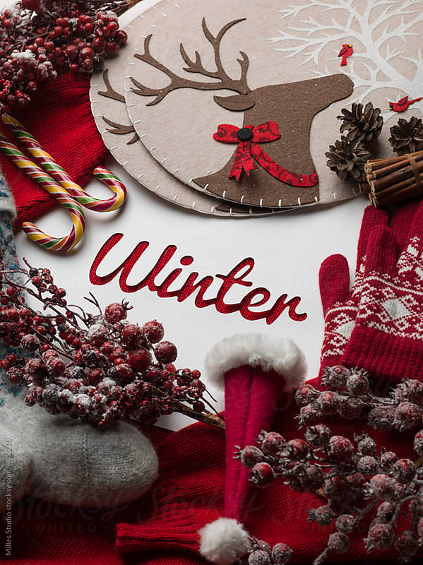 Winter Sign by Milles Studio for Stocksy United