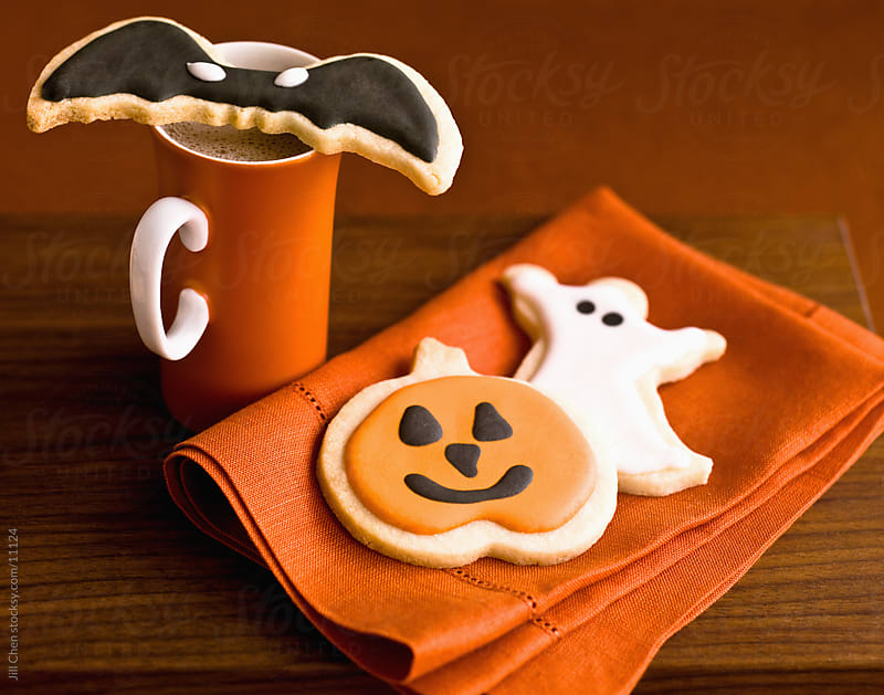 Halloween Treats by Jill Chen for Stocksy United