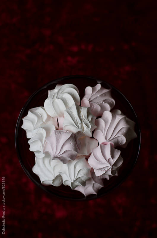 Meringue kisses by Dobránska Renáta for Stocksy United