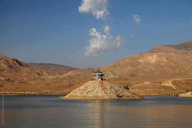 Hanna Lake, Quetta by Yasir Nisar for Stocksy United