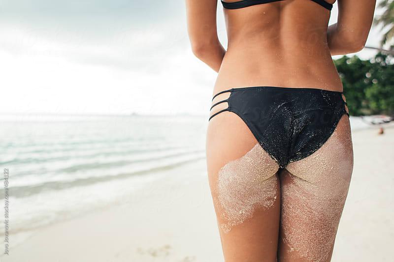 Bikini Body - Lower back by Jovo Jovanovic for Stocksy United