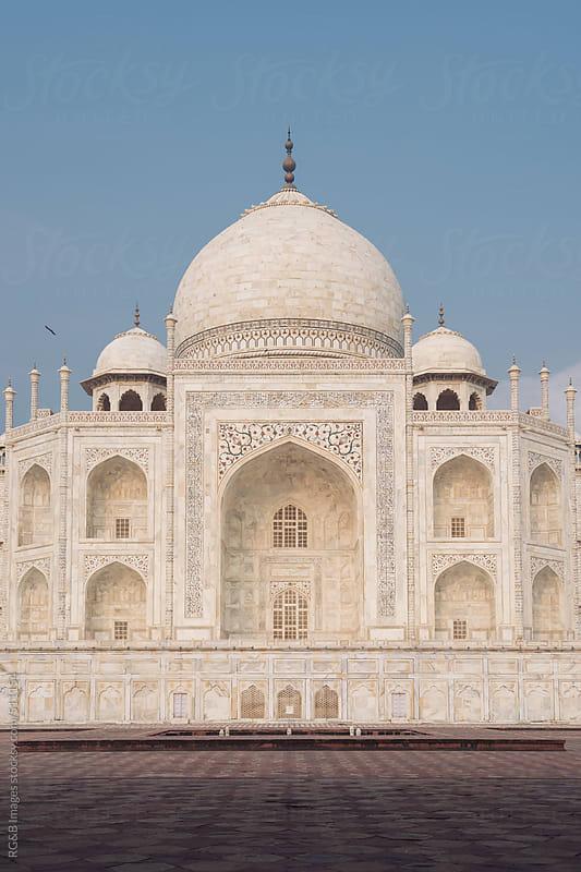 Taj Mahal  by RG&B Images for Stocksy United