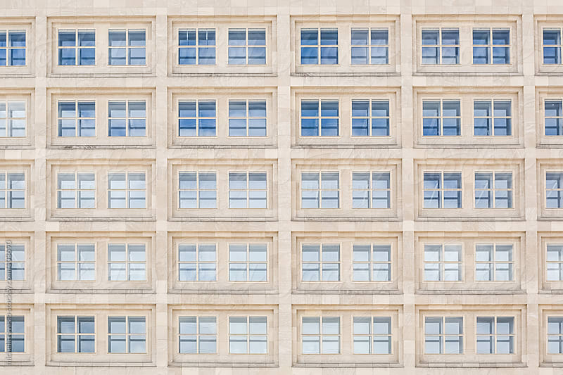 Facade of a building by michela ravasio for Stocksy United