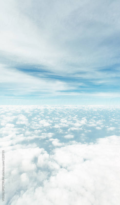 Above the Clouds by VISUALSPECTRUM for Stocksy United