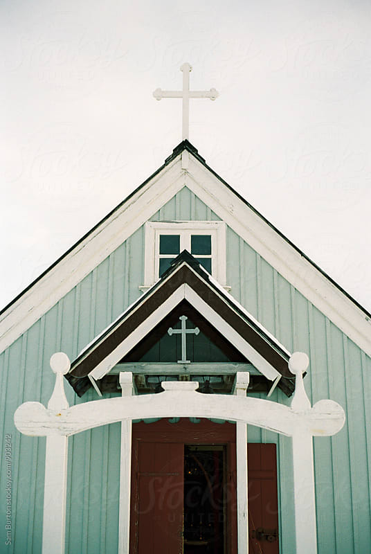 Church by Sam Burton for Stocksy United