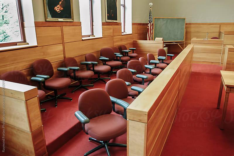 Jury Box by Raymond Forbes LLC for Stocksy United
