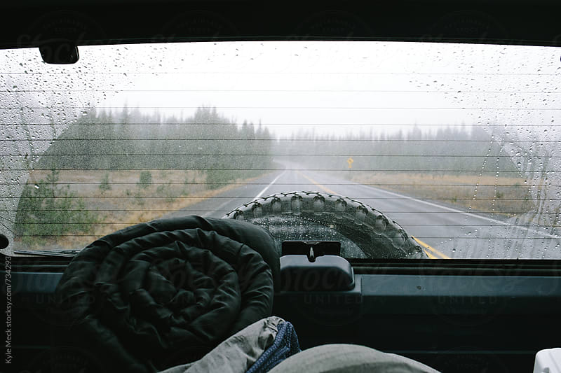 Rainy Days by Kyle Meck for Stocksy United