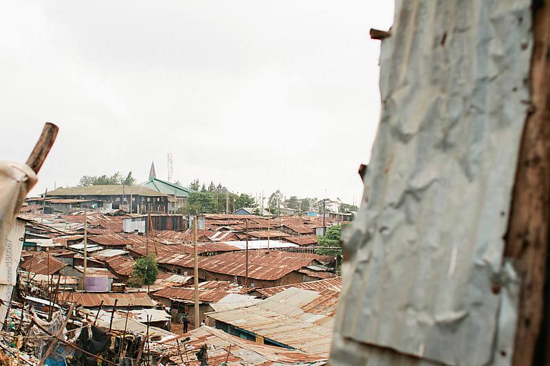 Kibera by Jesse Morrow for Stocksy United