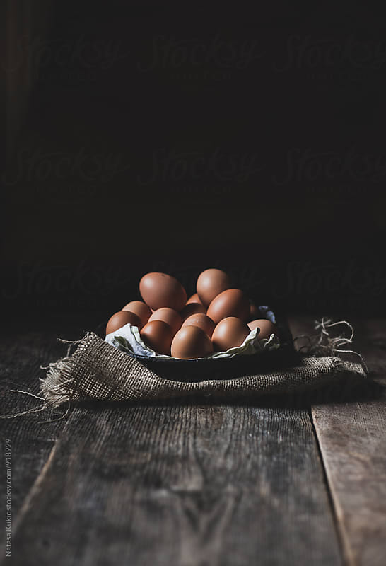 Eggs by Natasa Kukic for Stocksy United