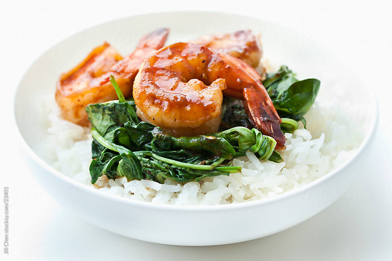Shrimp Bowl by Jill Chen for Stocksy United