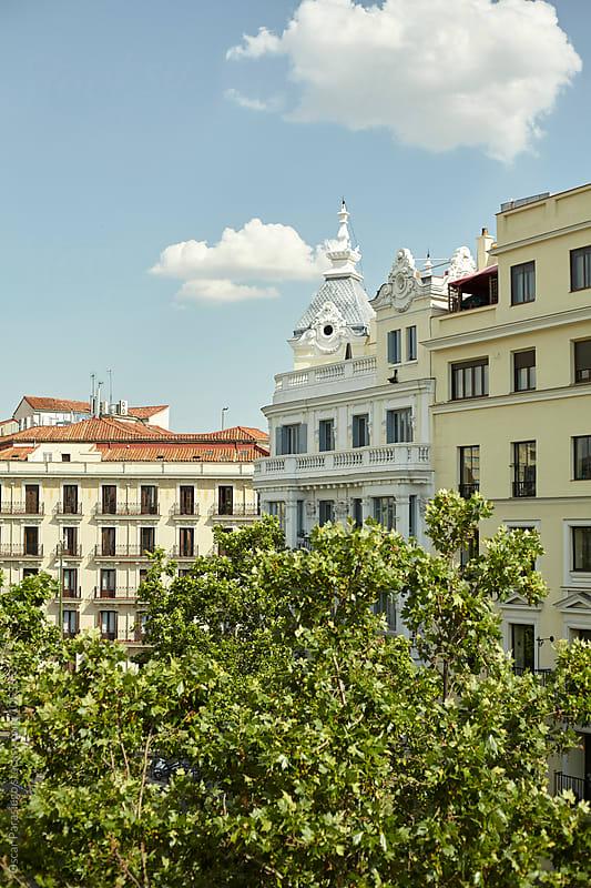 Madrid Landscape by Oscar Parasiego for Stocksy United