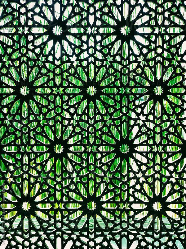 Arabesque Pattern by VISUALSPECTRUM for Stocksy United