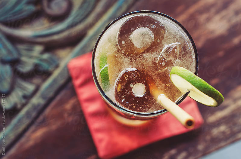 Long Island Ice Tea  by Dominique Chapman for Stocksy United
