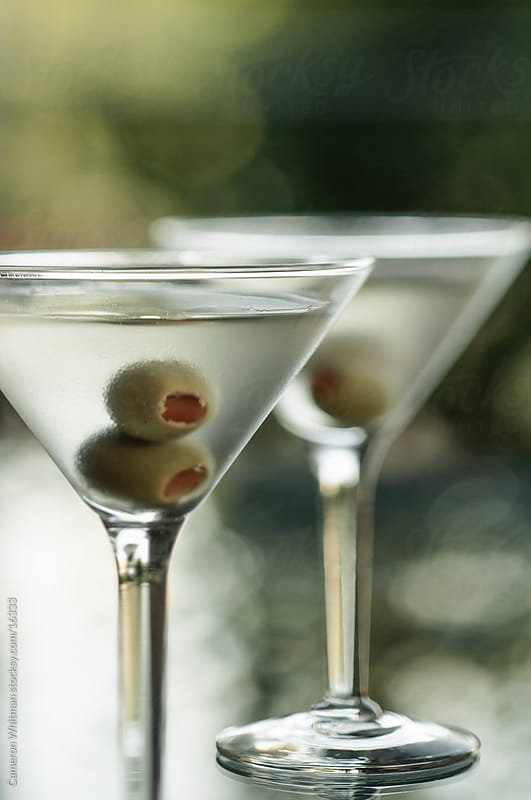 Dirty Martinis by Cameron Whitman for Stocksy United