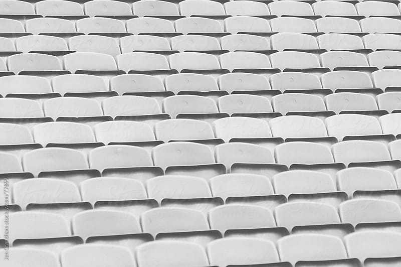 Stadium Seating by Jen Grantham for Stocksy United