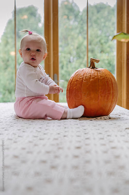 My First Halloween by Raymond Forbes LLC for Stocksy United